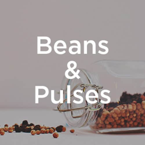 Beans & Pulses