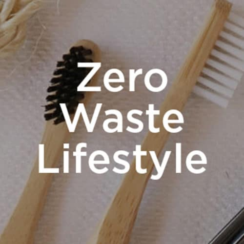 Zero waste Lifestyle