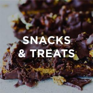 Snacks and Treats recipe