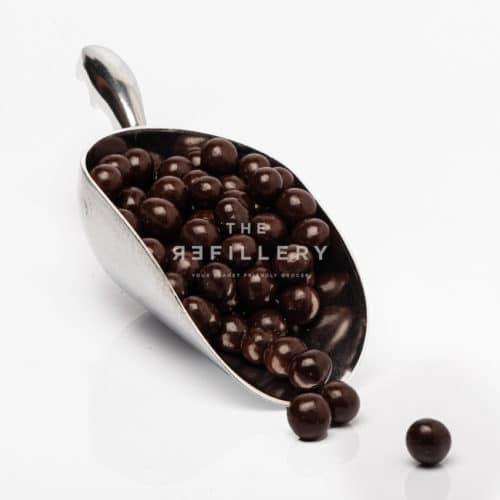 Grumpy SnacksChocolate coated chickpea