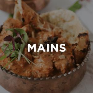 Main recipes