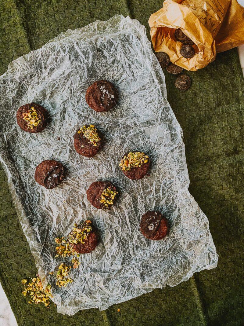 Raw cookie recipe